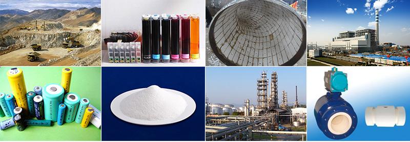 ללבוש עמיד אלומינה קרמיקה אריחי לבני עבור צינור הגנת בשימוש תעשיית מינרלים וטחנה