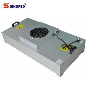 High Quality Clean Room Hepa Fan Filter Unit Ffu Controller