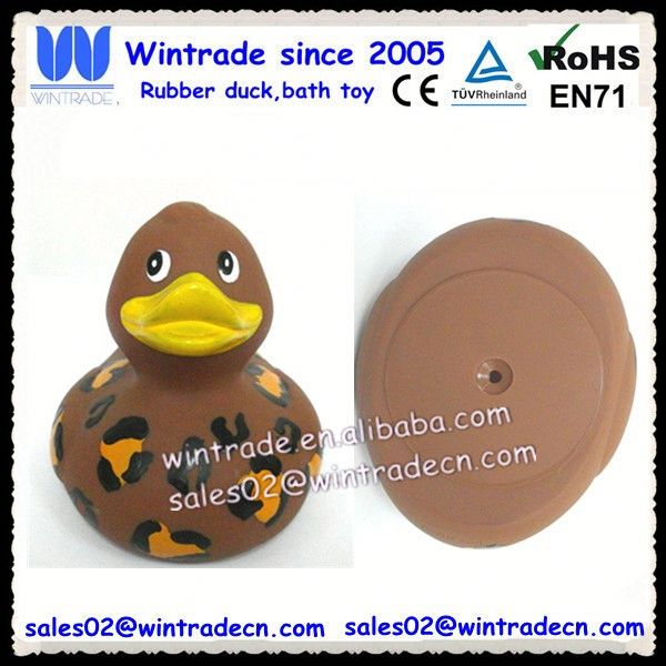 Leopard Rubber Duck, Leopard Rubber Duck Suppliers and Manufacturers ...