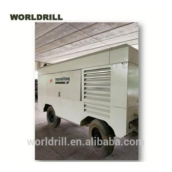 Ingersoll Rand Rhp750 Portable Diesel Screw Used Air Compressor For Sale -  Buy Used Air Compressor,Used Compressor,Ingersoll Rand Used Air Compressor