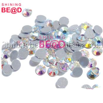 67f845796e81c High quality crystal ab Czech hotfix rhinestone for japanese prom dress