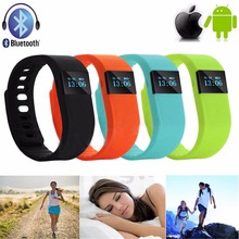 Factory 2017 smart wearable wristband pedometer smart bracelet with calorie counter for iphone samsung