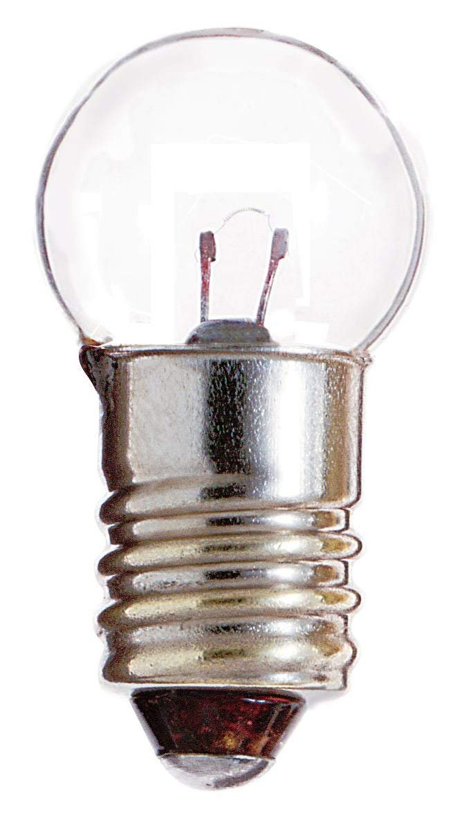 Indicator 1895 12 Volt GE Bulbs Auto Lights Instrument 2 Bulbs