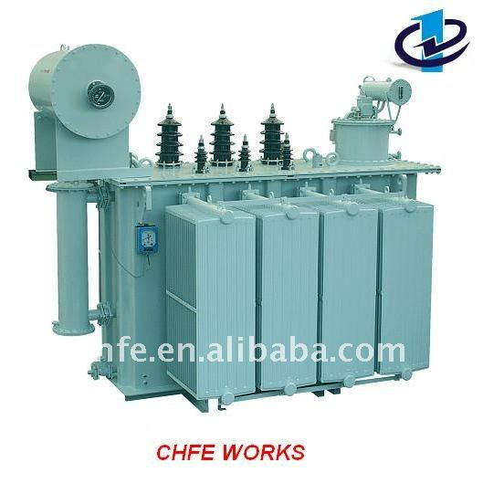 Three phase oil immersed 400kva transformer