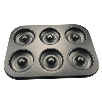 Non Stick Donut Baking Tray Muffin Top Pan Cd M0611 Buy