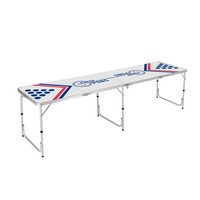 Custom Aluminum Folding Beer Pong Table