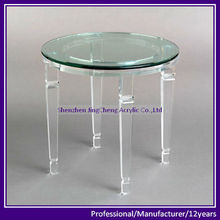 Acrylic Round Table, Acrylic Round Table Suppliers And Manufacturers At  Alibaba.com