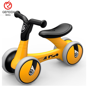 first bike baby No pedal kids bicycle 12 inch Popular Metal Toddler run bike kid balance bike