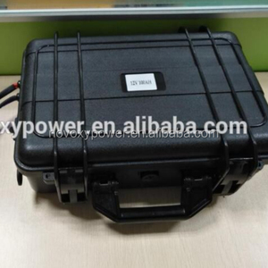 solar flood light li ion battery pack 12v 100ah good discharge performance lifepo4 battery 12v 100ah