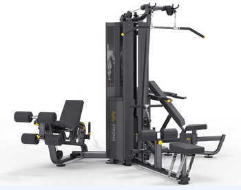 COMMERCIAL FITNESS EQUIPMENT 3 STACK MULTI STATION