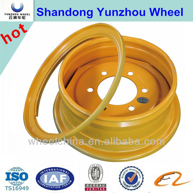 Hot sale! 7.00-16 Tire Wheel for small loader
