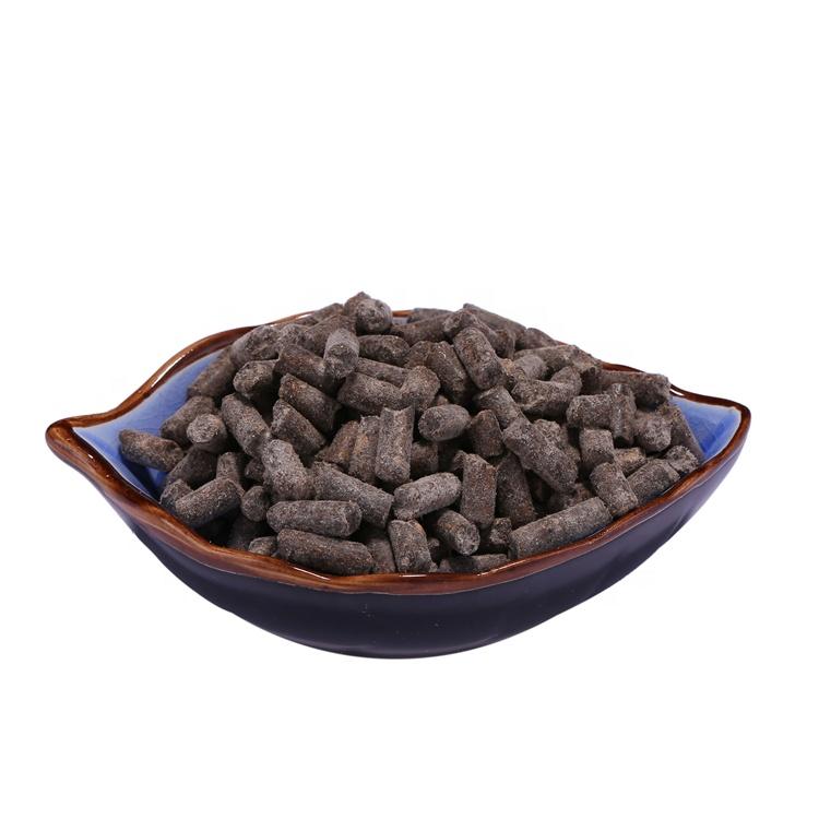Organic Amino Acid Fertilizer Organic NPK 12-0-4 Granules Shape