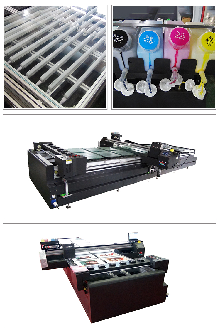 Digital HD Photo Inkjet Textile Printing T shirt Pallet Type High Speed Digital Printer For Sale