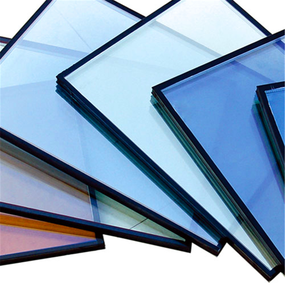 Sound Insulation Low E Temeperd Insulated Glass Buy Low