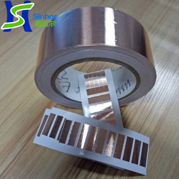 Manufacturer Die Cutting Conductive Copper Foil Tape
