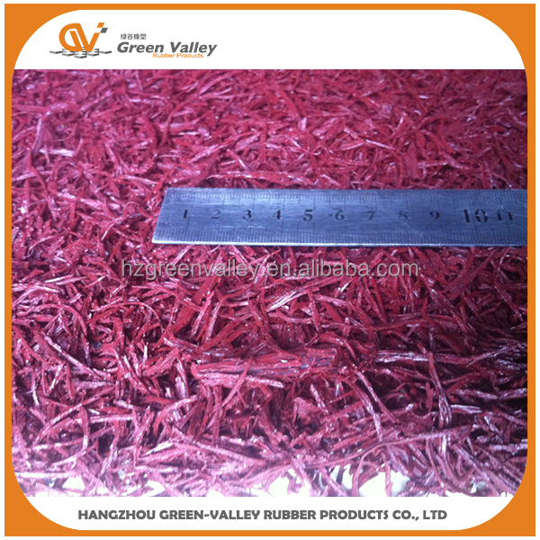 2-5mm outdoor colored rubber mulch