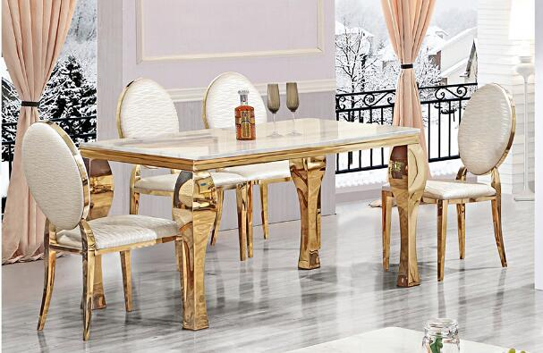 Dining Table Room Furniture Set 8 Seater 6 Seater Glass Top