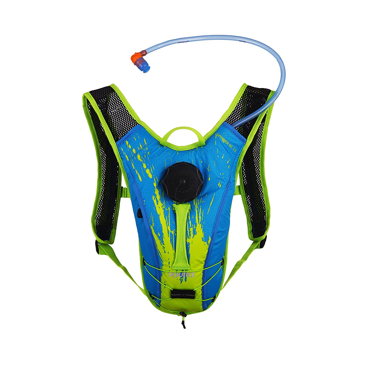Source Outdoor Spinner NC 1.5-Liter Hydration Pack, Youth