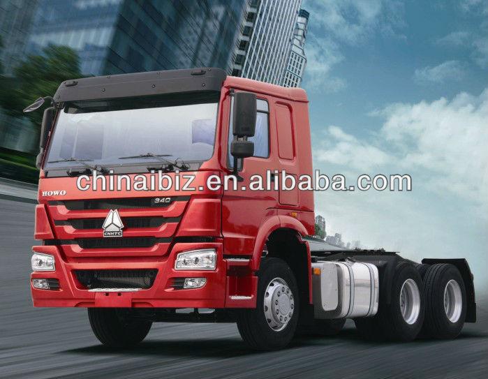Howo 6 4 371HP xe máy kéo ZZ4257S3241W