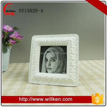 Bulk Mini 3x3 Square Picture Frames White - Buy Bulk Picture Frames ...
