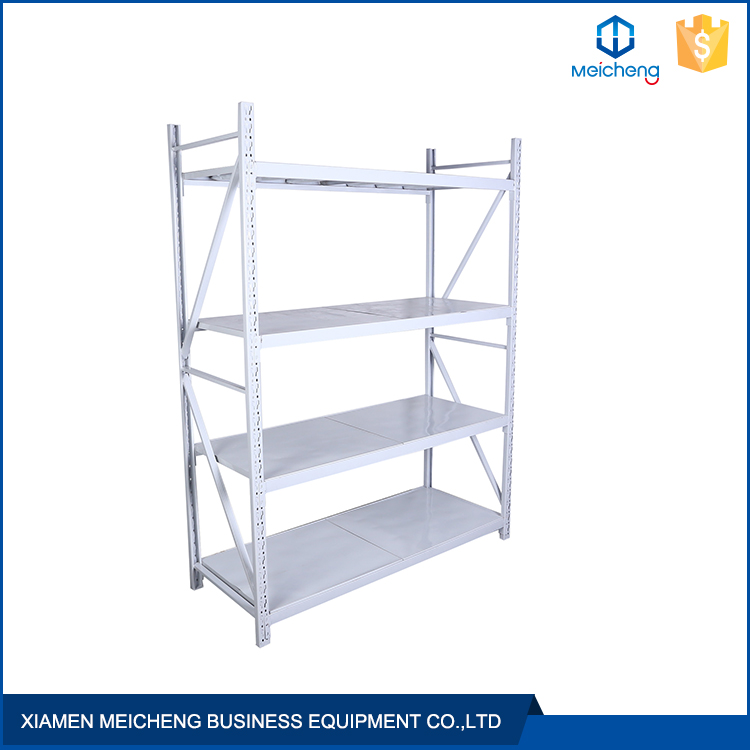 Adjustable steel supermarket warehouse rack garage storage system