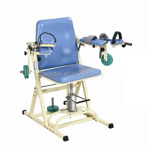adjustable elbow joint traction training chair medical device