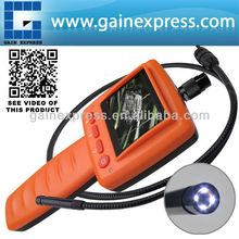 C05VID-099_1M_10mm 10mm <span class=keywords><strong>durchmesser</strong></span> kamerakopf 1m Kabel snakescope 2,4 lcd portable endoskop video-inspektion