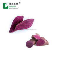 food grade pure purple sweet potato extract powder as color pigments