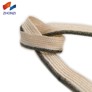 Factory Direct Custom Polyester Double Side Piping Tape Ribbon For Garment