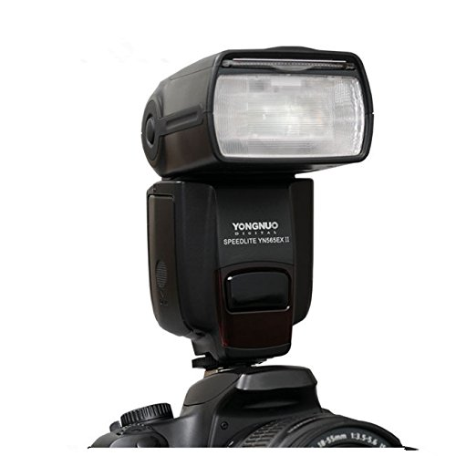 YONGNUO YN565EX II E-TTL Camera Flash Speedlite for Canon DSLR Cameras