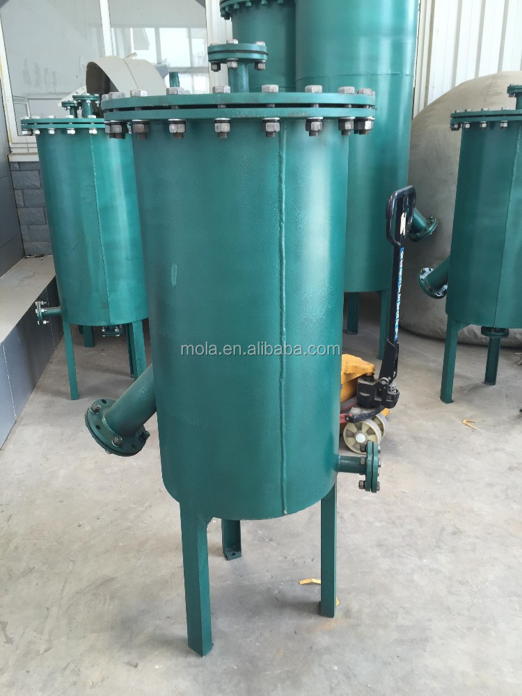 Portable Household H2S Biogas Filter for Gas