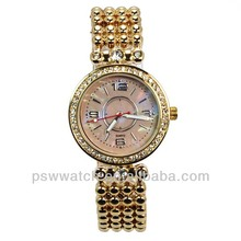 Fashion lady watch genuine pearl watch strap women watch