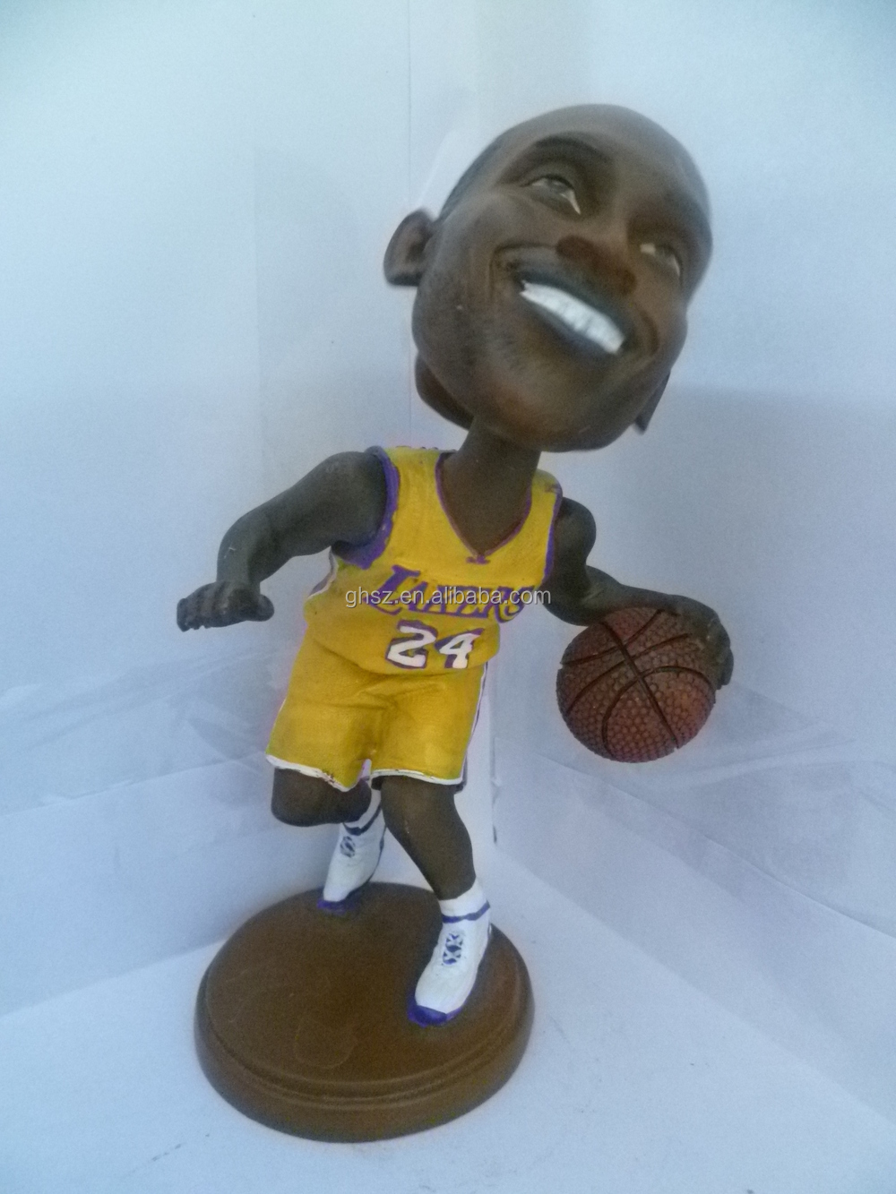 Guohao NBA player figure,basketball figure,sports figurine