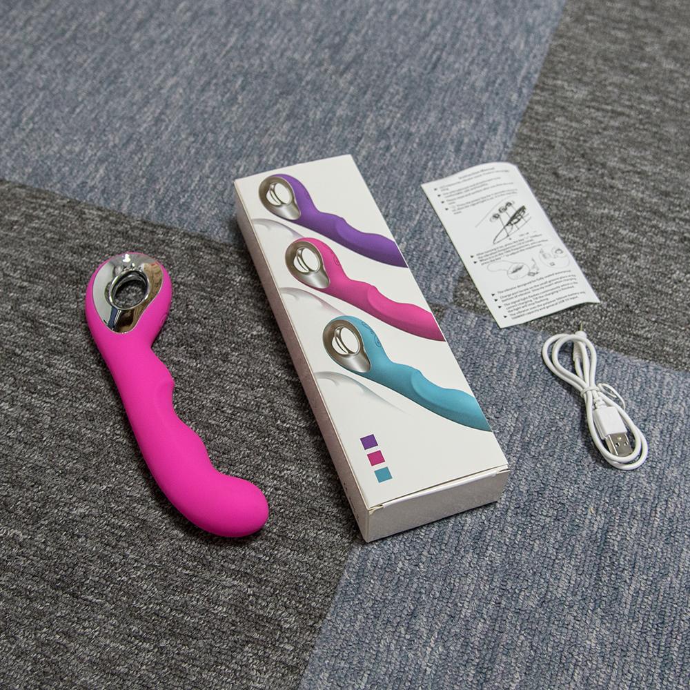 USB 10 Speed AV Massager Erotic Toys Silicone G Spot