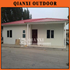 two story large size high strength mini steel structure house