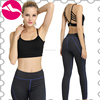 Customize Sport fitness Tights Yoga Wear Women Compress Leggings,Spandex/ Nylon Women Gender Shapewear
