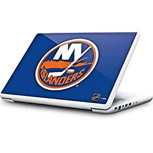 NHL New York Islanders MacBook 13-inch Skin - New York Islanders Solid Background Vinyl Decal Skin For Your MacBook 13-inch