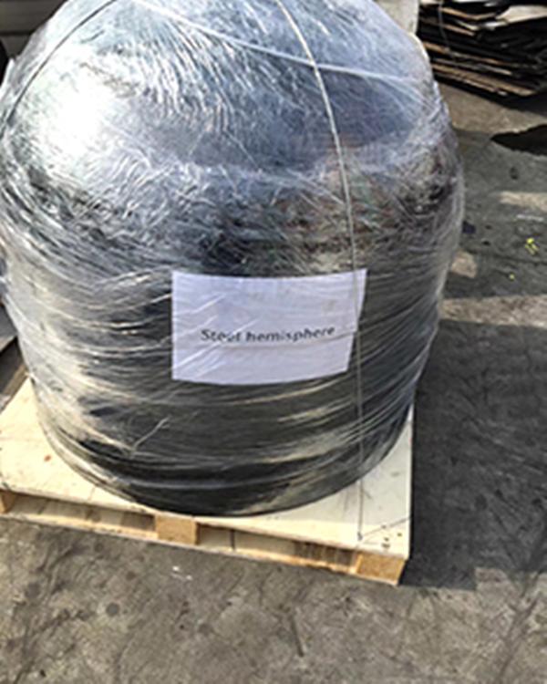 Hemisphere Factory 1000mm 1200mm Carbon Steel Hollow Sphere