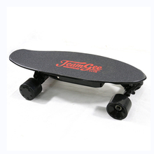 Hot sale 2h wood hoverboard remote electric skateboard