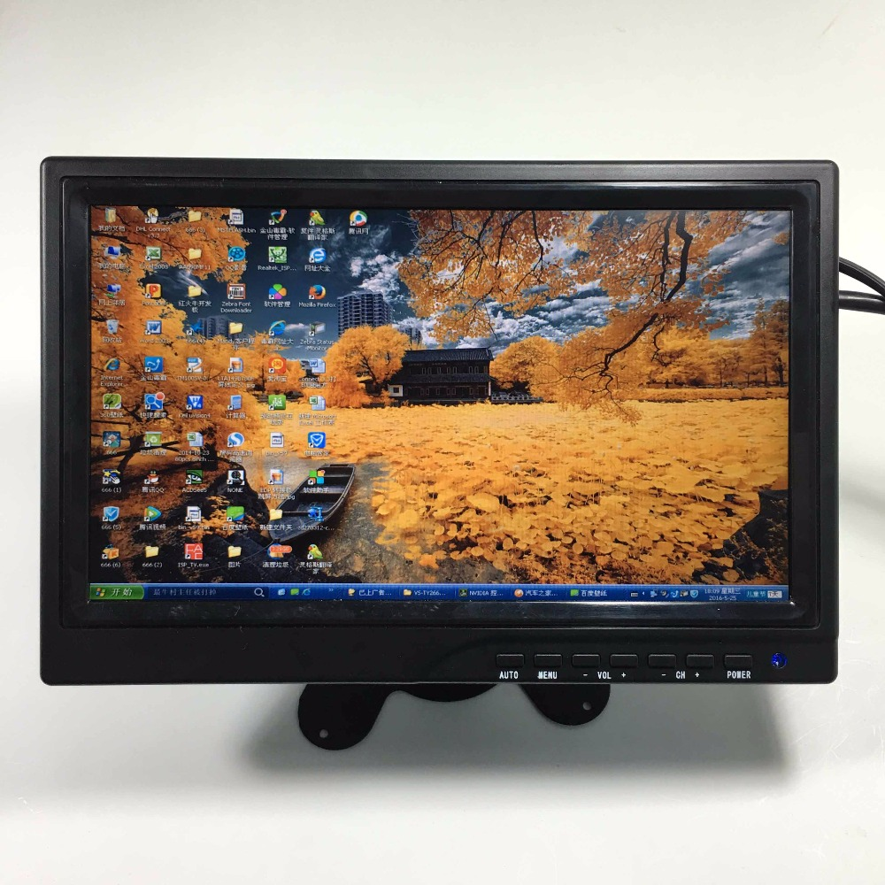 "10.1"" 1366x768 16:9 with LCD Controllers for Raspberry Xbox360 Lcd monitor"
