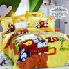 3 D Crib bedding Kid bedding children bedding set