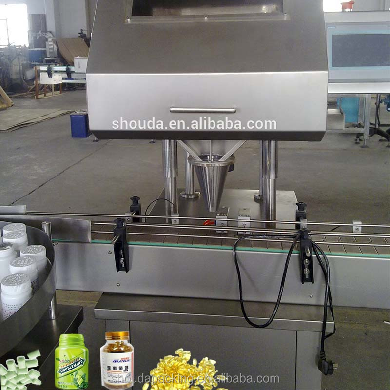 Vibrator Bowl Feeder and Counting and Packing System,Automatic Counting Hardware Tool Bolt/Hex Nut/ Screw Packing Machine