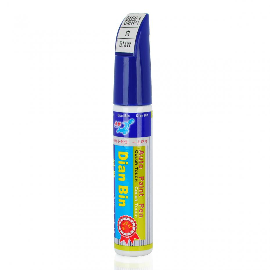 How To Start A Painting Business From Scratch: Car Body Paint Scratch Repair Pen For White (12ml