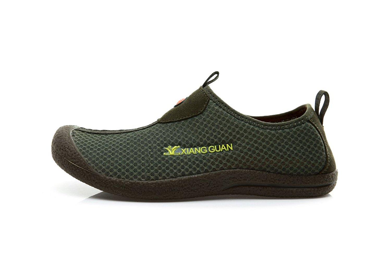 XIANG GUAN Good Fishing Water Shoes for Men Swim Hiking Walking Sports Comfortable Fashion Beach shoes
