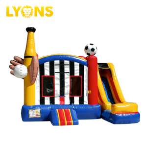 Sport Games Inflatable Bounce House Blowers Inflatable Bouncer Price