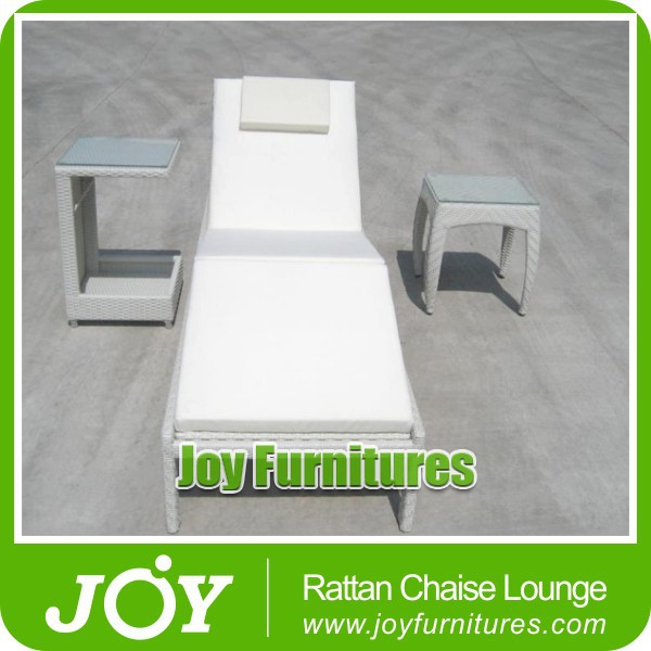 White Chaise Lounge Furniture