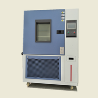 SUS304 Constant temperature and humidity test chamber with improt compressor