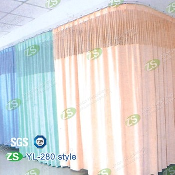 Suppliers Of Polyester Fabric Hospital Room Divider Curtain Track Buy Room Divider Curtain