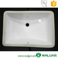 sanitary ware china undercounter porcelain bathroom sink