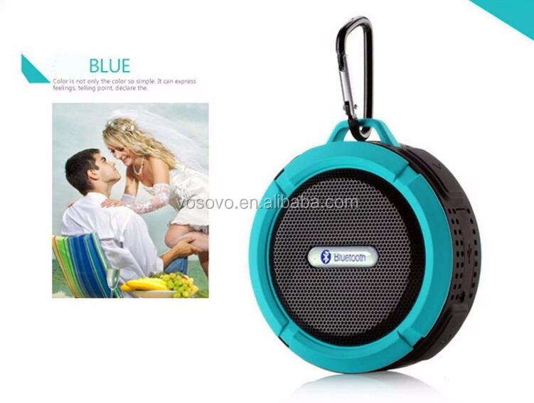 3W speakers wifi microphone new product promotional mini wireless bluetooth speaker